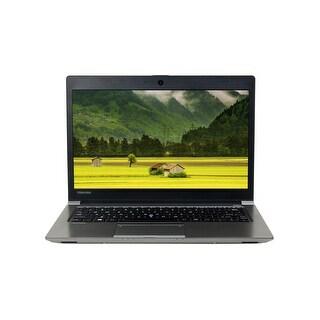 """Toshiba Portege Z30-A Core i7-4600U 2.1GHz 8GB RAM 256GB SSD 13.3"""" Windows 10 Pro Laptop (Refurbished B Grade)"""