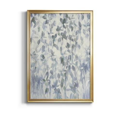 Gentle Rain Premium Framed Canvas - Ready to Hang