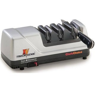 Chef's Choice 0101500 Trizor Edge 3 Knife Sharpener, 125 Watts, 120 VOlt