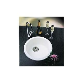 "Blanco 511631 Rondo Single Basin Silgranit II Bar Sink 17 11/16"" x 17 11/16"""