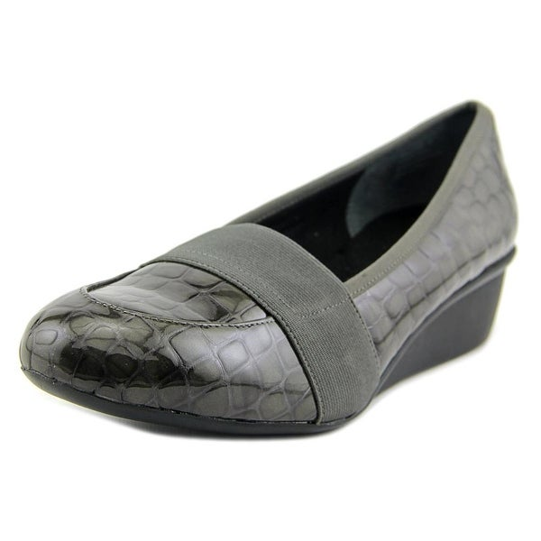 Ros Hommerson Erica  N/S Round Toe Patent Leather  Loafer