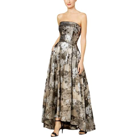 3f236783304 Xscape Womens Evening Dress Brocade Special Occasion