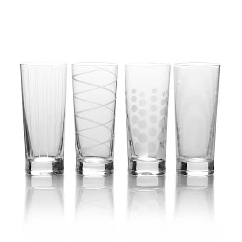 Mikasa 'Cheers' 19.75 oz. Highball Glass (Set of 4)