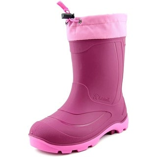Kamik Snobuster 1 Women Round Toe Synthetic Pink Winter Boot