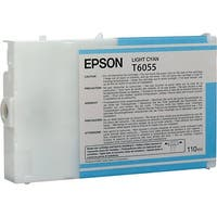 Epson UltraChrome K3 Ink Cartridge - Cyan Ink Cartridge