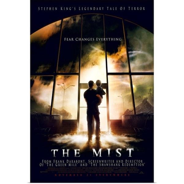 Poster Print entitled The Mist (2007) - Multi-color