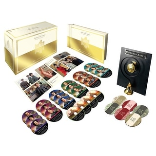 Downton Abbey: The Complete Series - Limited Edition Collector's Dvd Set - Six Coasters - Exclusive Booklet