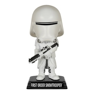 Star Wars The Force Awakens Funko Bobble Head First Order Snowtrooper