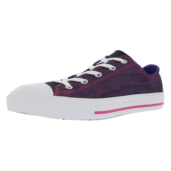 89662e6d1f1 Converse Ctas Double Tongue Preschool Athletic Girl  x27 s Shoes - 3 m us
