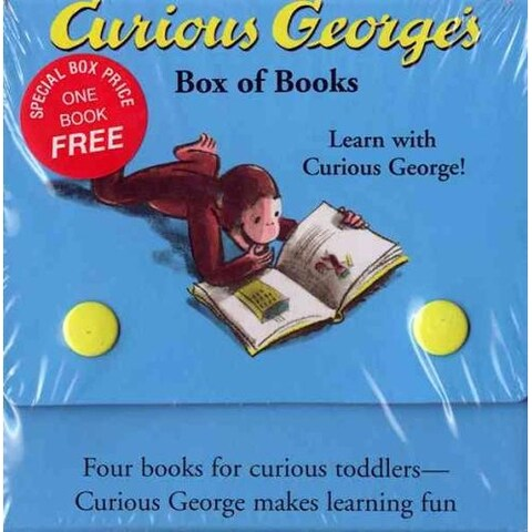 Curious George's Box of Books - H.A. Rey