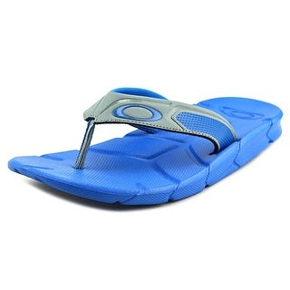 Factory Lite Oakley Open Toe Synthetic Thong Sandal