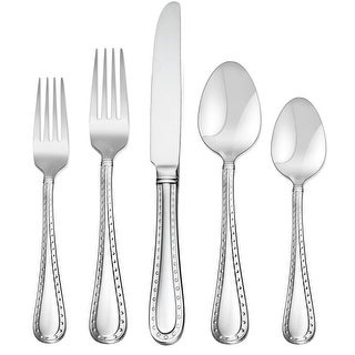Link to Argent Orfèvres  North Bay - 75 Piece Flatware Set, Service for 12,18/10 Similar Items in Flatware