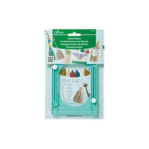 Clover Tassel Maker Lg