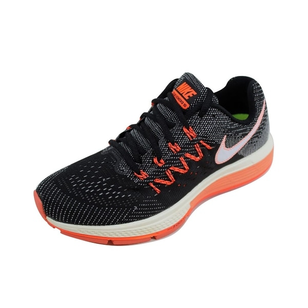 save off c6750 a683b ... Women s Athletic Shoes. Nike Women  x27 s Air Zoom Vomero 10 Black  White-Sail-