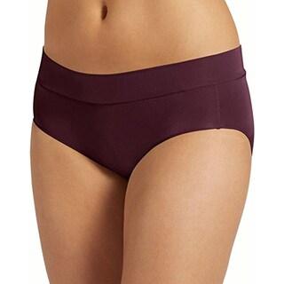 Jockey Women's Underwear Line Free Look Hipster 1346 (Option: pinot noir red - 7)
