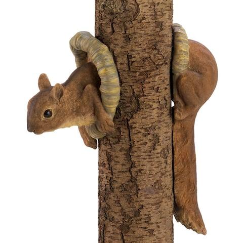 Squirrel Tree Décor