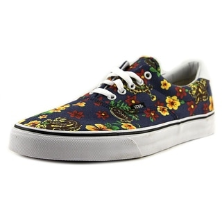 Vans Classic Slip-On Men  Round Toe Canvas Multi Color Loafer