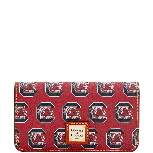 Dooney & Bourke NCAA South Carolina Large Slim Phone Case (Introduced by Dooney & Bourke at $78 in Jul 2015) - Rouge