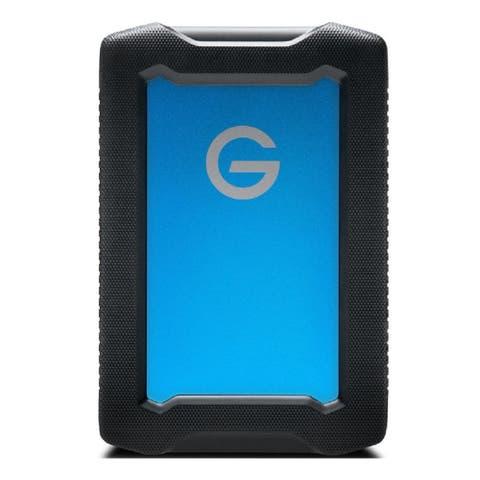 G-Technology ArmorATD USB 3.1 Gen 1 4TB External Hard Drive