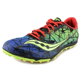 Saucony Shay XC4 Women Round Toe Canvas Cleats