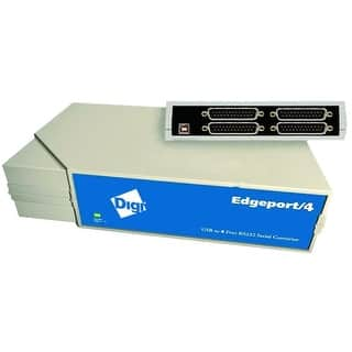 Digi 301-1000-04 Digi Edgeport/4 Multiport Serial Adapter - 4 x DB-9 Serial - External Hot-swappable|https://ak1.ostkcdn.com/images/products/is/images/direct/8d48cdc3486ddfd8e66700adbe3bc070a8e0a97e/Digi-301-1000-04-Digi-Edgeport-4-Multiport-Serial-Adapter---4-x-DB-9-Serial---External-Hot-swappable.jpg?impolicy=medium