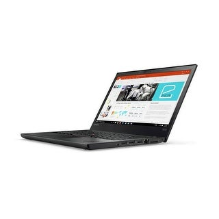 "Lenovo Thinkpad T470 14"" Notebook W/ Intel I5-6300U, 8Gb Ram & 256Gb Ssd"