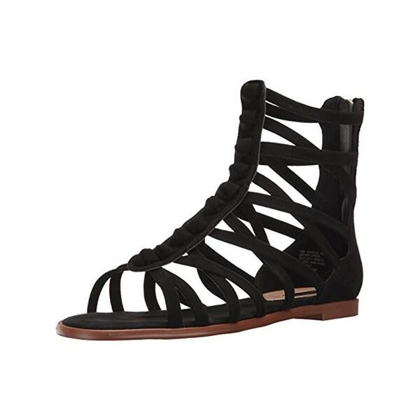 Kensie Womens Macklin Gladiator Sandals Strappy Open Toe