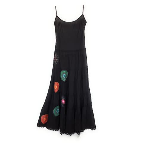 Desigual Women's's Geimy Dress, Black, 38