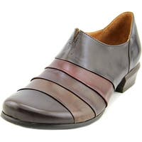 Spring Step Diplomat Women  Round Toe Leather  Loafer