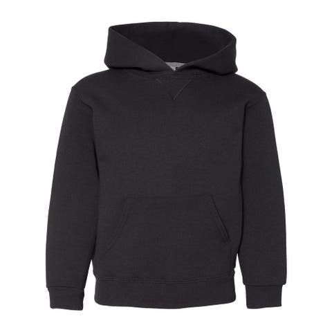 Youth Dri Power® Hooded Pullover Sweatshirt