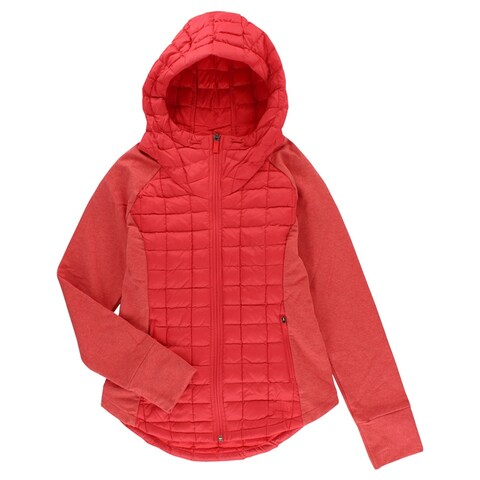 The North Face Womens Endeavor ThermoBall Jacket Red