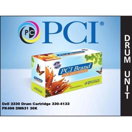 Pci - Dell 2330 Drum Unit 330-4133 Pk496 Dm631