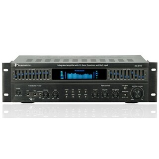 Technical Pro RX113 Receiver with Equalizer 1500 Watt New