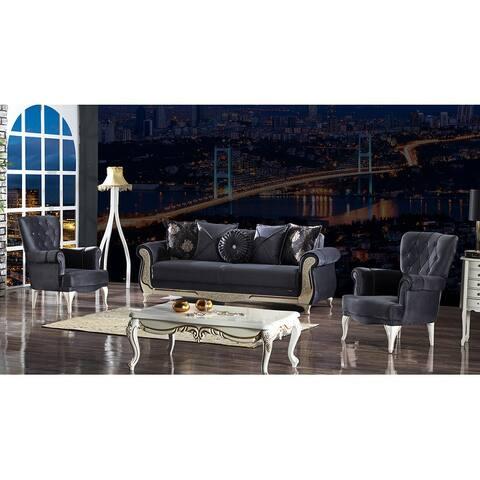 Tolon Living Room Set 3-3-1-1
