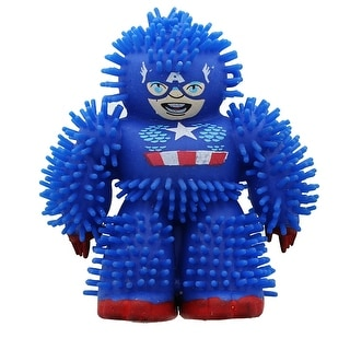 "Marvel Super Hero Squad 3.5"" Light Up Wibbly Buddy, Captain America - multi"