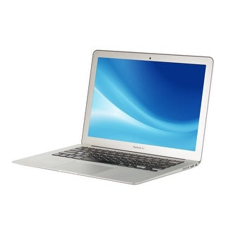 Apple A1466 MD761LL/A Core i7-4650U 1.7GHz 4th Gen CPU 8GB RAM 256GB SSD 13.3-inch Macbook Air (Refurbished)