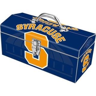 Sainty 24-118 Syracuse University Art Deco Tool Box, 16""