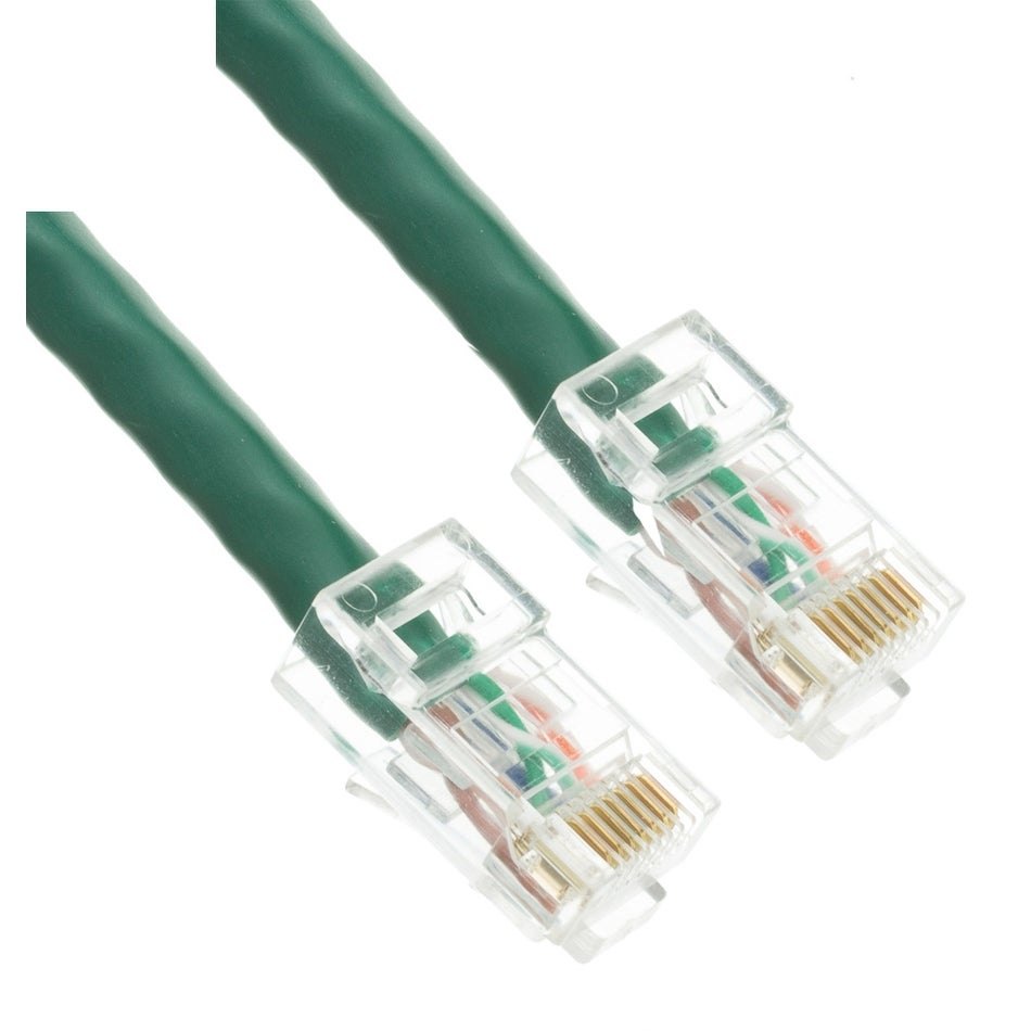 8P8C 100 Pack BattleBorn CAT6 UTP RJ45 Ethernet Network Connectors