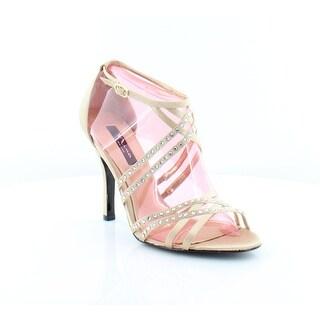 Nina Chrysten Women's Sandals & Flip Flops Gold Royal