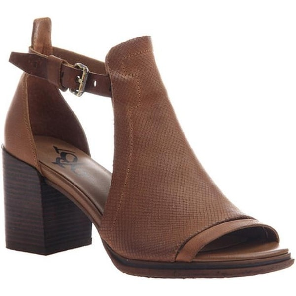 f64a87cb54196 Shop OTBT Women's Metaphor Shootie Medium Brown Leather - Free Shipping  Today - Overstock - 14438736