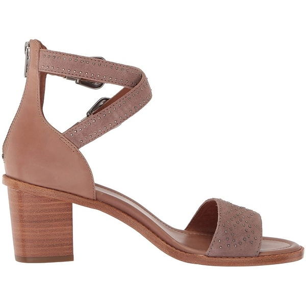 FRYE Womens Brielle Western 2 Piece Sandal