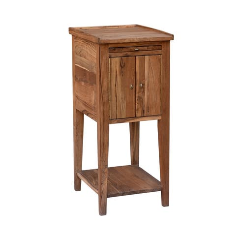 Siletz Side Cabinet - Natural