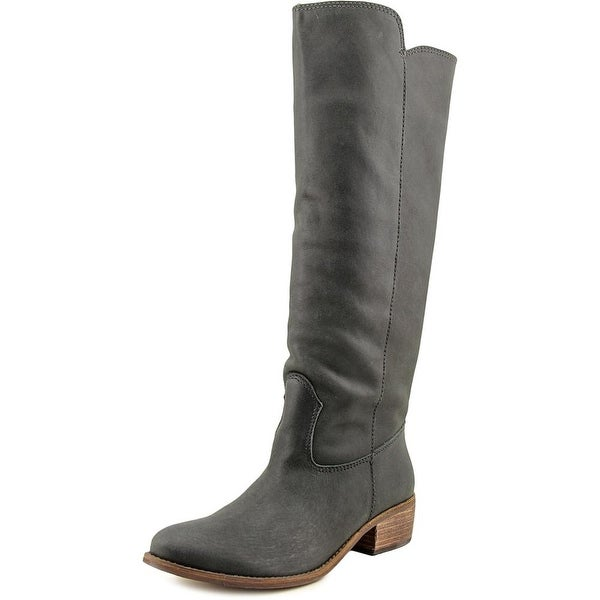 Matisse Gilbert Women Round Toe Leather Knee High Boot