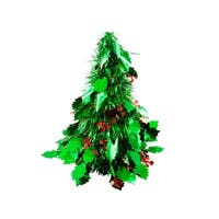 Christmas Tree Table Decoration - Pack of 12