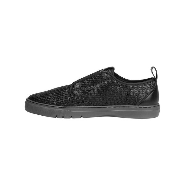 creative recreation lacava q sneakers in black pewter woven free