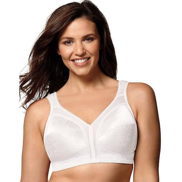 e431d6b46a Playtex 18 Hour Original Comfort Strap® Wirefree Bra - Size - 44H - Color -