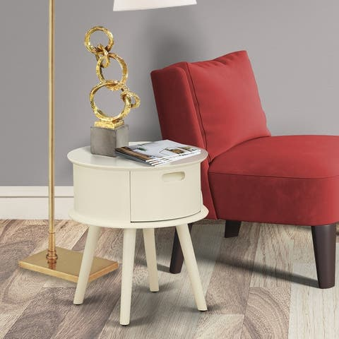 East West Furniture GONE05 Gordon night stands for bedrooms with Drawer, 1 Pc, with Finish Options