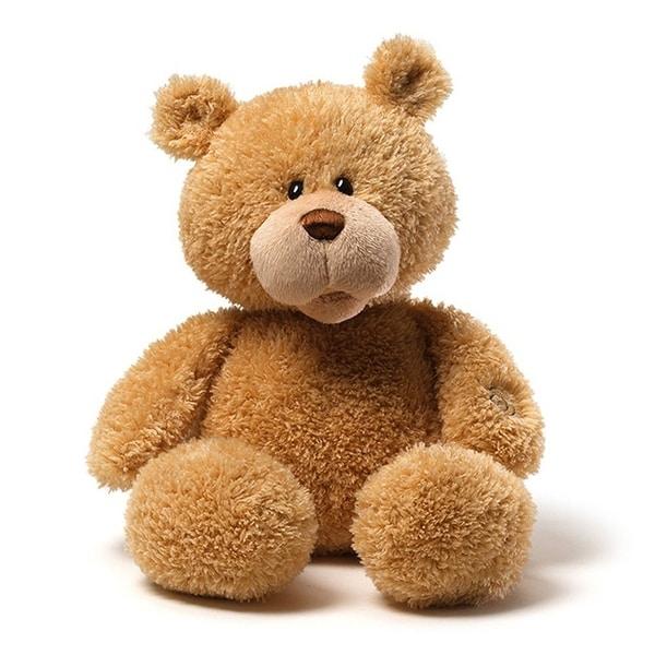 "Gund Hug Me Hugo Animated Plush Teddy Bear 16"""