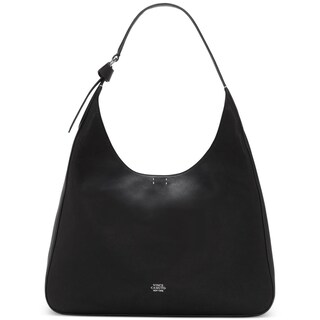 Vince Camuto Womens Adria Hobo Handbag Leather Signature - LARGE