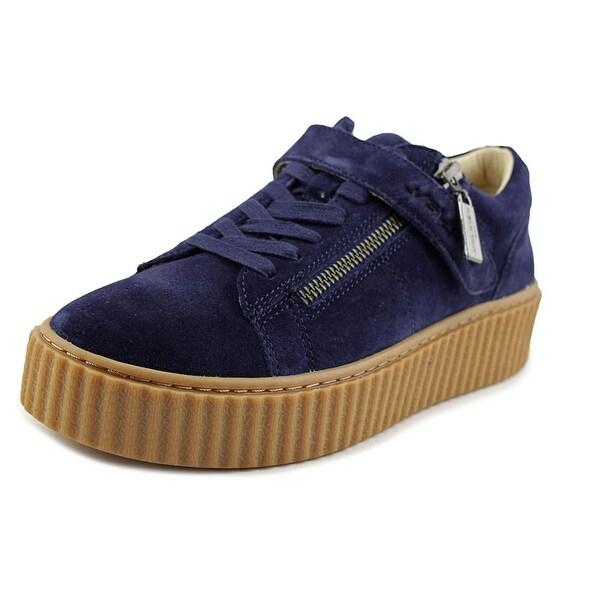 J/Slides Papper Women Suede Fashion Sneakers